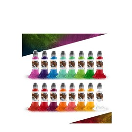 World Famous Ink Master Mike Asian Tattoo Set 1oz
