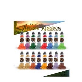 World Famous Ink ИЛЬЯ ФОМИНЫХ ANIMAL KINGDOM INK SET