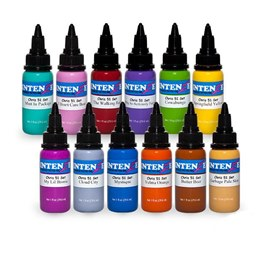 Intenze  Chris 51 Geek Ink Set